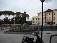 άποψη χώρων Πανεπιστημίου Αιγαίου - Μυτιλήνη, Λόφος