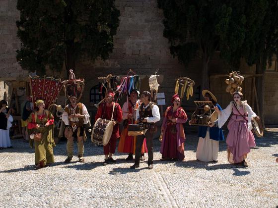 MedievalRose2008 - Los Mercatores