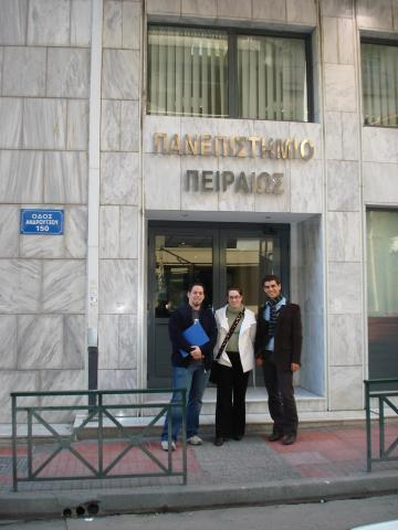After the article-interview from prof. Katsikas - Piraeus 2007