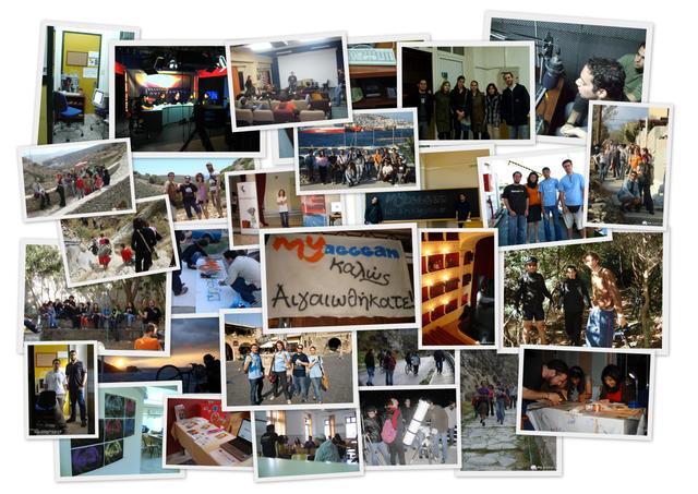 MyAegean Various Activities - collage 1