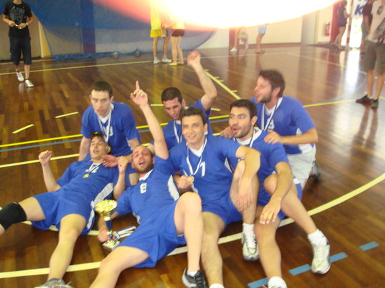 (3) Samos - Rhodes Men's Volleyball Final Celebrations (3-0)