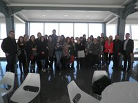 2012: DPSDE 3-day student visits on Thessaloniki & Kilkis