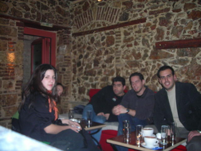 MyAegean 1st meetup at Athens 5 - December 2007