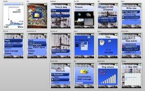 MyAegean Sony-Ericsson theme
