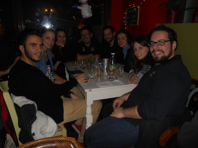 MyAegean 1st meetup at Athens 1 - December 2014 - DSCN3718