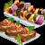 2 Πραγματικές ChefVille Συνταγές: Bruschetta και Veggie Kebabs
