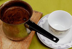 greek cofee