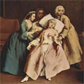 Fainting - by Pietro Longhi on The Yorck Project
