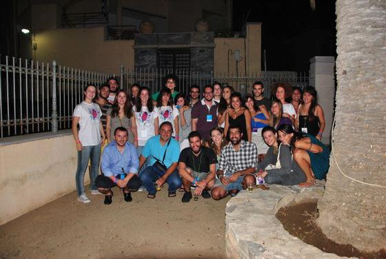 AnimaSyros 4.0 - team volunteers guests