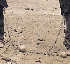 Chain Gang 1909