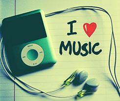 I Love Music - Αγαπώ τη μουσική