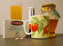 Medicine Honey OrangeJuice