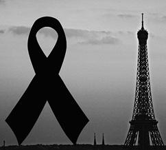 Paris Attacks 2015 - Nous sommes ensemble, nous somme unis!