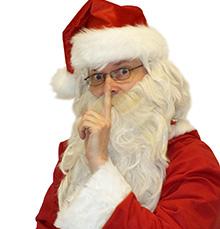 Santa Claus - shh