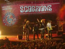 Scorpions live at Athens - Karaiskakis Stadium 6 July 2009