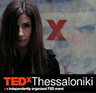 TEDx Thessaloniki photo from TV spot