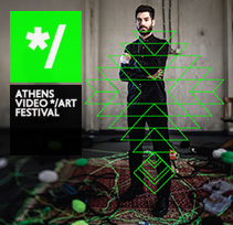 ATHENS VIDEO ART FESTIVAL - 2014