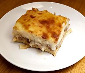 παστίτσιο - συνταγή