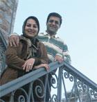 Ο Μοχάμετ κι η γυναίκα του Μύριαμ στην Ερμούπολη της Σύρου