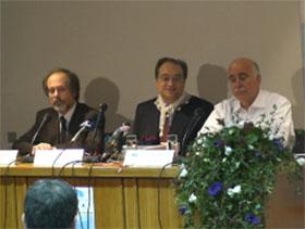 Ακαδημαϊκή Συνεργασία Αιγαίου - συνέντευξη τύπου