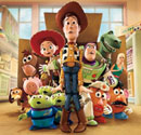 Toy Story 3 heroes