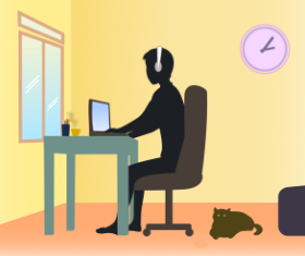 work home tips ergonomics